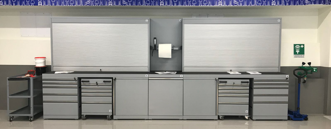TECHNICAL CABINETS