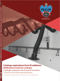 Welding fume extraction catalogue