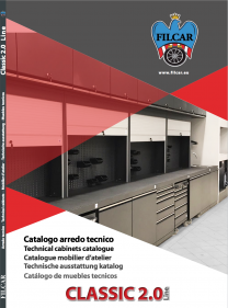 Technical cabinets catalogue classic 2.0