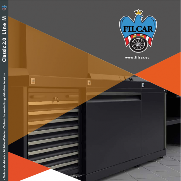 UPDATED TECNICAL CABINETS CATALOGUE CLASSIC 2.0 MEDIUM 2018