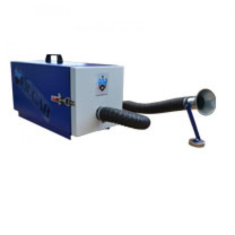 Filcar unit mobili for Filtro per stagno